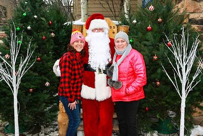 The Town Of Snowmass Village Presents- Santa Claus-Aspen Photo Booth Rental-SocialLightPhoto com-14