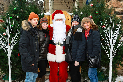 The Town Of Snowmass Village Presents- Santa Claus-Aspen Photo Booth Rental-SocialLightPhoto com-17