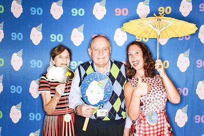 Harold's 90th Birthday at the JCC in Aspen-Aspen Photo Booth Rental-SocialLightPhoto com-25