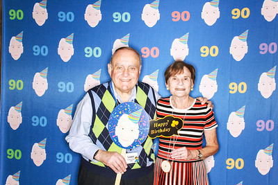 Harold's 90th Birthday at the JCC in Aspen-Aspen Photo Booth Rental-SocialLightPhoto com-21