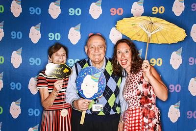 Harold's 90th Birthday at the JCC in Aspen-Aspen Photo Booth Rental-SocialLightPhoto com-24