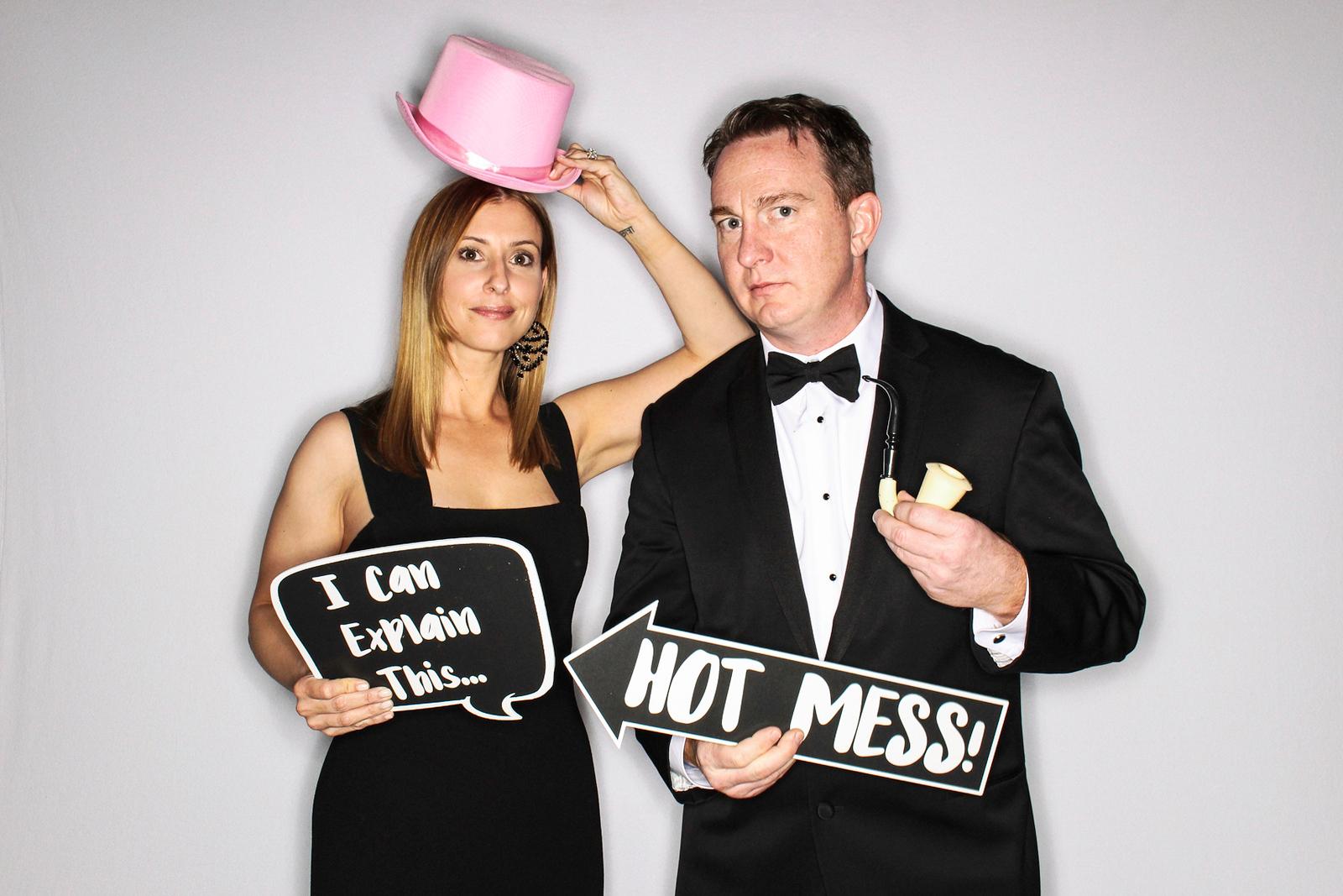 Lindsay & Raul Get Married at The Aspen Mountain Club-Aspen & Vail Photo Booth Rental-SocialLightPhoto com-25