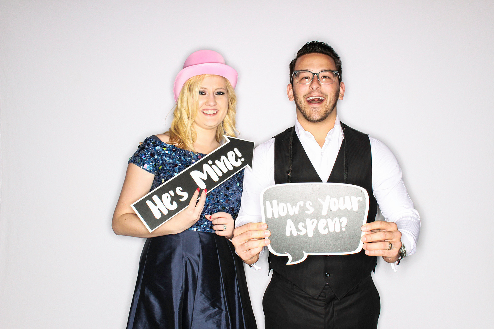 Lindsay & Raul Get Married at The Aspen Mountain Club-Aspen & Vail Photo Booth Rental-SocialLightPhoto com-47