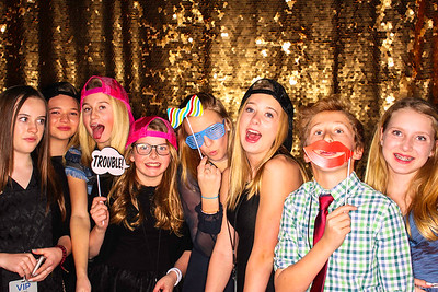 Max's Bar Mitzvah at Bootsy Bellows in Aspen-Aspen Photo Booth Rental-SocialLightPhoto com-17