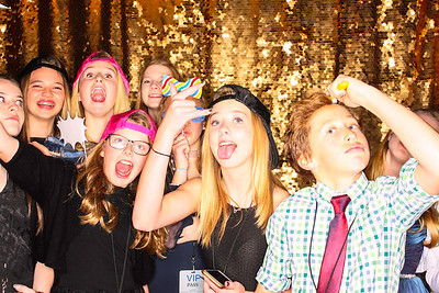 Max's Bar Mitzvah at Bootsy Bellows in Aspen-Aspen Photo Booth Rental-SocialLightPhoto com-20