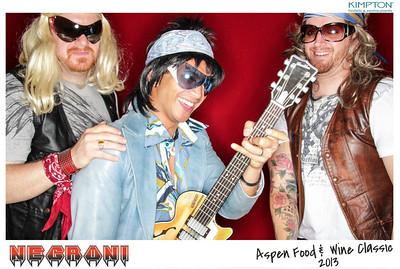 Negroni at The Aspen Food & Wine Classic - 2013 jpg-553