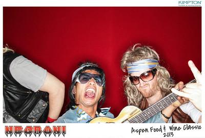 Negroni at The Aspen Food & Wine Classic - 2013 jpg-552