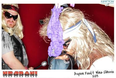 Negroni at The Aspen Food & Wine Classic - 2013 jpg-556