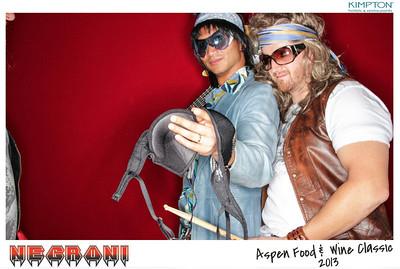 Negroni at The Aspen Food & Wine Classic - 2013 jpg-558