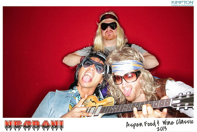Negroni at The Aspen Food & Wine Classic - 2013 jpg-549