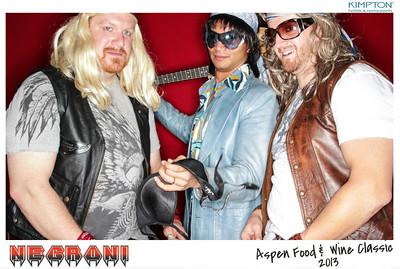 Negroni at The Aspen Food & Wine Classic - 2013 jpg-554