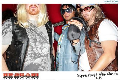 Negroni at The Aspen Food & Wine Classic - 2013 jpg-555