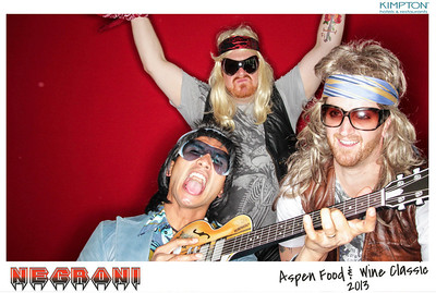 Negroni at The Aspen Food & Wine Classic - 2013 jpg-550