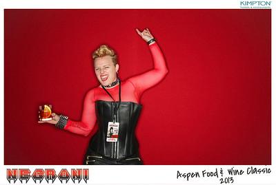 NEGRONI Live At The Aspen Food & Wine Fest 2013-013