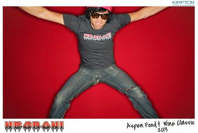 NEGRONI Live At The Aspen Food & Wine Fest 2013-010