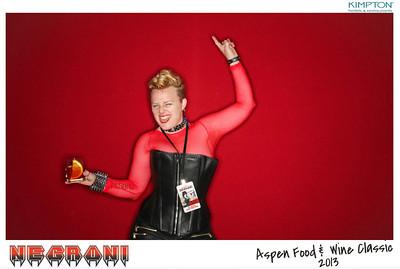 NEGRONI Live At The Aspen Food & Wine Fest 2013-014