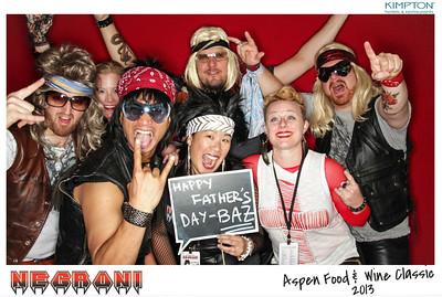 NEGRONI Live At The Aspen Food & Wine Fest 2013-006