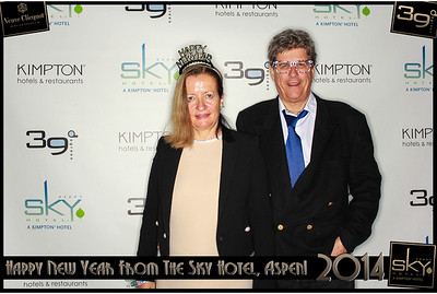 New Years Eve 2014 at The Sky Hotel Aspen with SocialLight Photo Booths-009
