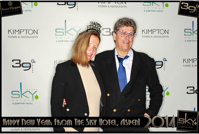 New Years Eve 2014 at The Sky Hotel Aspen with SocialLight Photo Booths-010