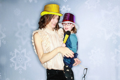 New Years Eve with the Hunt Family!-Aspen Photo booth Rental-SocialLightPhoto com-37