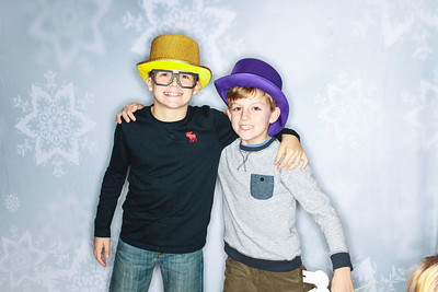 New Years Eve with the Hunt Family!-Aspen Photo booth Rental-SocialLightPhoto com-33