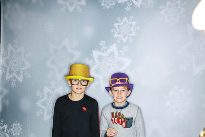 New Years Eve with the Hunt Family!-Aspen Photo booth Rental-SocialLightPhoto com-30