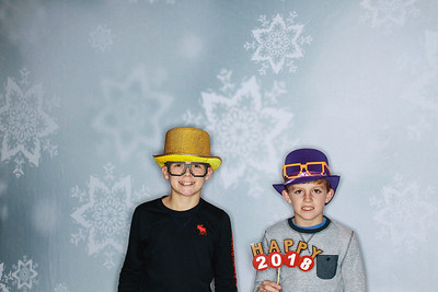 New Years Eve with the Hunt Family!-Aspen Photo booth Rental-SocialLightPhoto com-28