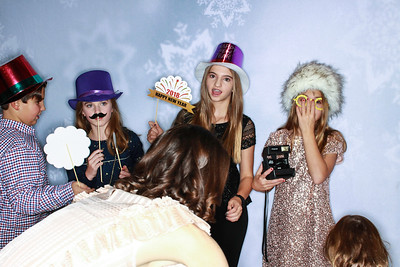New Years Eve with the Hunt Family!-Aspen Photo booth Rental-SocialLightPhoto com-39