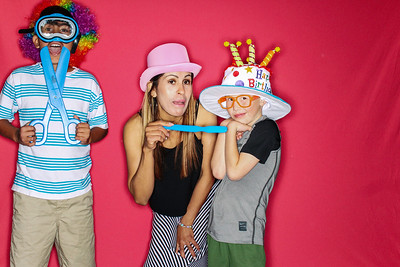 Ryleign & Ayva's Birthday at The Red Brick-Aspen Photo Booth Rental-SocialLightPhoto com-37