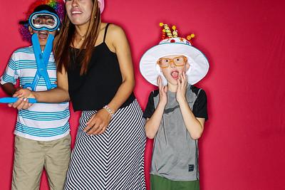 Ryleign & Ayva's Birthday at The Red Brick-Aspen Photo Booth Rental-SocialLightPhoto com-36