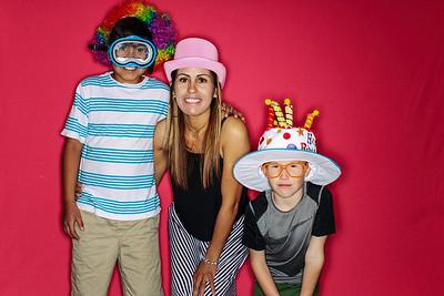 Ryleign & Ayva's Birthday at The Red Brick-Aspen Photo Booth Rental-SocialLightPhoto com-35