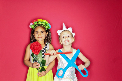 Ryleign & Ayva's Birthday at The Red Brick-Aspen Photo Booth Rental-SocialLightPhoto com-31