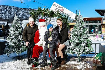 The Town Of Snowmass Village Presents- Santa Claus-Aspen Photo Booth Rental-SocialLightPhoto com-11