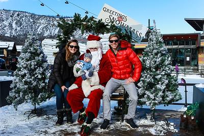 The Town Of Snowmass Village Presents- Santa Claus-Aspen Photo Booth Rental-SocialLightPhoto com-4