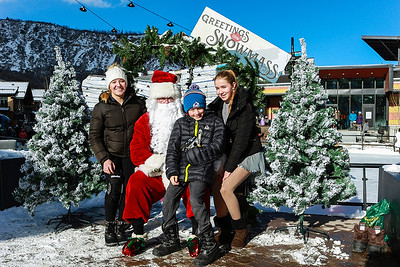 The Town Of Snowmass Village Presents- Santa Claus-Aspen Photo Booth Rental-SocialLightPhoto com-13