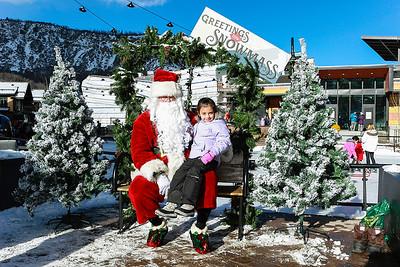 The Town Of Snowmass Village Presents- Santa Claus-Aspen Photo Booth Rental-SocialLightPhoto com-16
