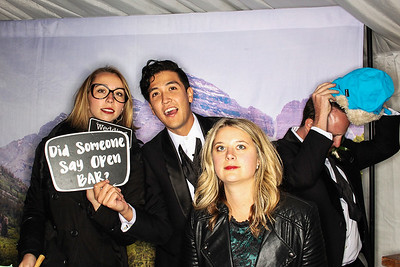 Shale and Marty Get Married in Snowmass-Snowmass Photo booth Rental-SocialLightPhoto com-24