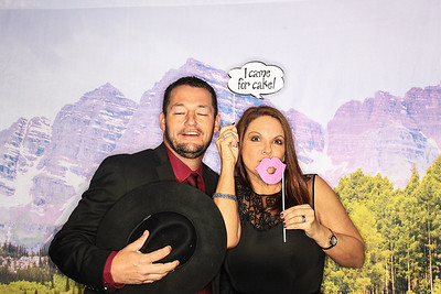 Shale and Marty Get Married in Snowmass-Snowmass Photo booth Rental-SocialLightPhoto com-19