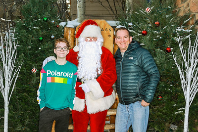 The Town Of Snowmass Village Presents- Santa Claus-Aspen Photo Booth Rental-SocialLightPhoto com-14