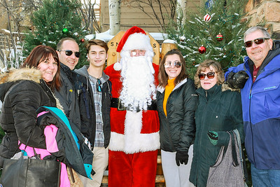 The Town Of Snowmass Village Presents- Santa Claus-Aspen Photo Booth Rental-SocialLightPhoto com-7