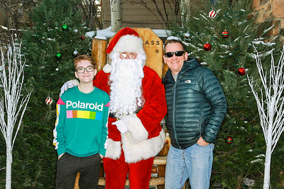The Town Of Snowmass Village Presents- Santa Claus-Aspen Photo Booth Rental-SocialLightPhoto com-13