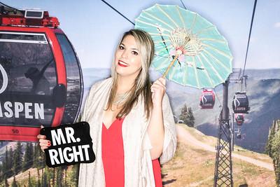 Taylor & Rimantas get Married at AAspen Highlands-Aspen Photo booth Rental-SocialLightPhoto com-47