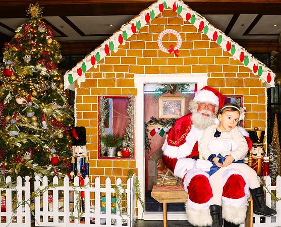 The St  Regis Aspen Gingerbread House Unveiling with Santa Claus 2018-Aspen Photo Booth Rental-SocialLightPhoto com-59