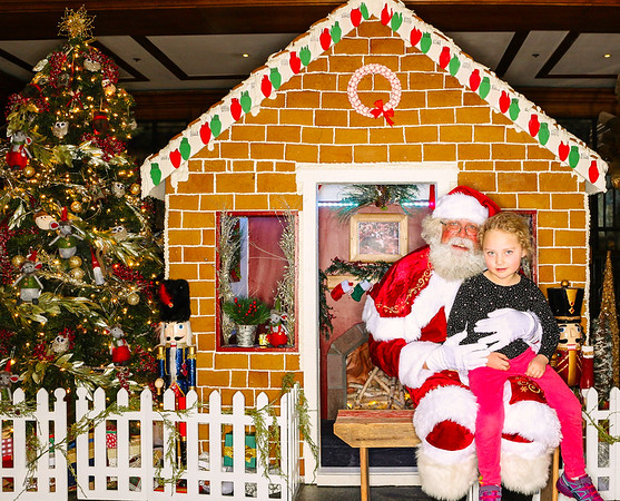The St  Regis Aspen Gingerbread House Unveiling with Santa Claus 2018-Aspen Photo Booth Rental-SocialLightPhoto com-63