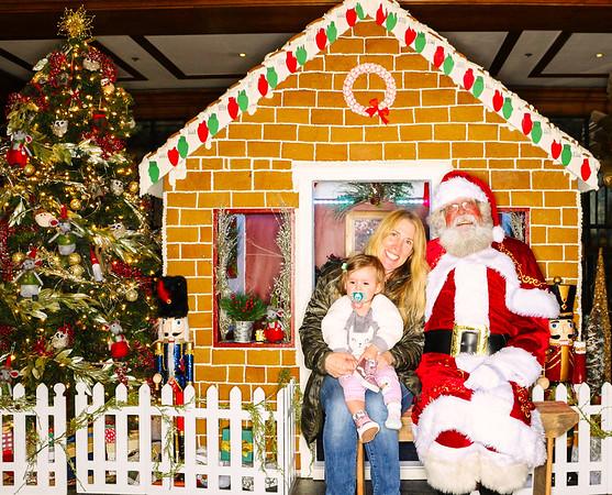 The St  Regis Aspen Gingerbread House Unveiling with Santa Claus 2018-Aspen Photo Booth Rental-SocialLightPhoto com-66
