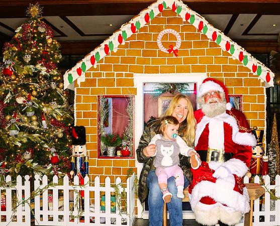 The St  Regis Aspen Gingerbread House Unveiling with Santa Claus 2018-Aspen Photo Booth Rental-SocialLightPhoto com-65
