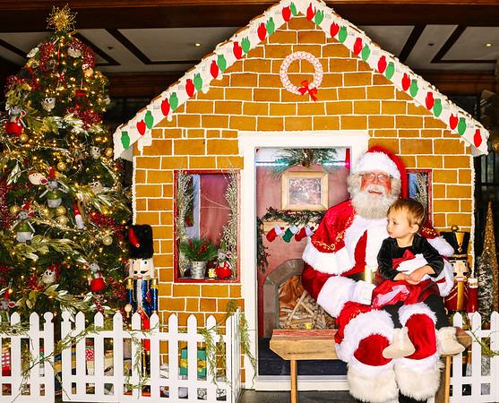 The St  Regis Aspen Gingerbread House Unveiling with Santa Claus 2018-Aspen Photo Booth Rental-SocialLightPhoto com-67