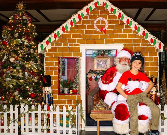 The St  Regis Aspen Gingerbread House Unveiling with Santa Claus 2018-Aspen Photo Booth Rental-SocialLightPhoto com-61
