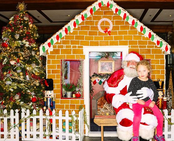 The St  Regis Aspen Gingerbread House Unveiling with Santa Claus 2018-Aspen Photo Booth Rental-SocialLightPhoto com-64