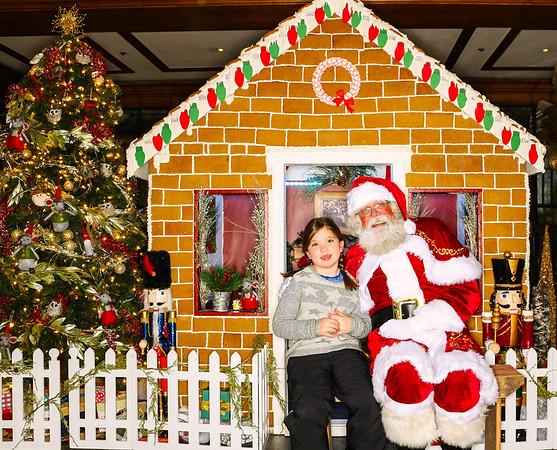 The St  Regis Aspen Gingerbread House Unveiling with Santa Claus 2018-Aspen Photo Booth Rental-SocialLightPhoto com-70